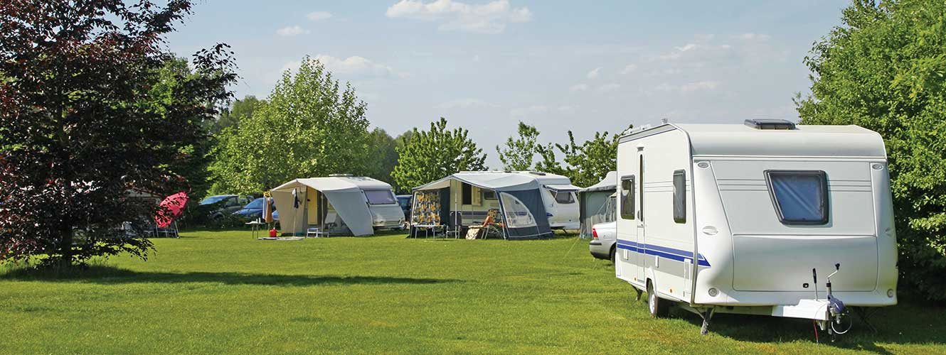 Camping baie des sables